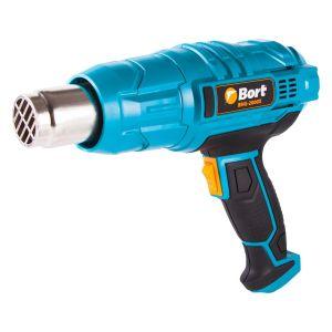 Фен технический Bort BHG-2000X bort bhg 2000l k 98291582 технический фен blue