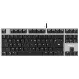 Клавиатура RAPOO V500 Alloy rapoo черный v500 сплава матовой версия ключа 87