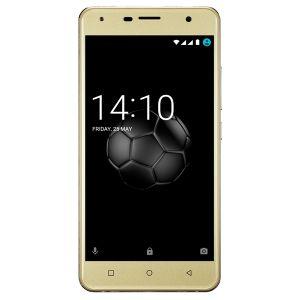Смартфон Prestigio Muze X5 LTE золотой prestigio muze a5 5502 gold