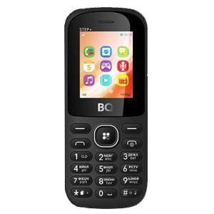 Мобильный телефон BQ BQ-1807 Step + чёрный сотовый телефон bq 1807 step dark blue