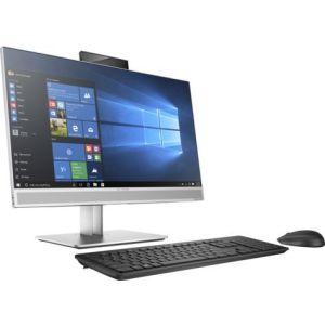 Моноблок HP EliteOne 800 G3 серебристый