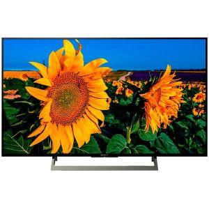 Телевизор Sony KD-49XF8096 видеокамера sony fdr x1000v 4k