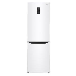 Холодильник LG GA-B429 SQUZ белый холодильник с морозильной камерой lg ga b379sqql