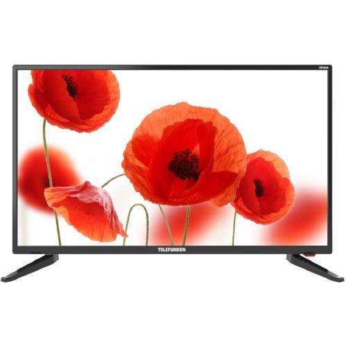 Телевизор Telefunken TF-LED32S65T2 чёрный