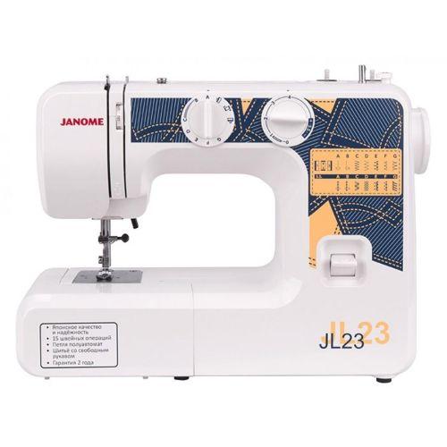 Швейная машина Janome JL-23 за 9990 руб.