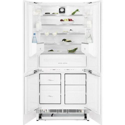 Встраиваемый холодильник Zanussi ZBB 46465 DA