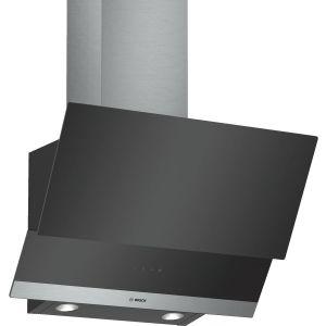 Вытяжка Bosch DWK065G60R чёрный