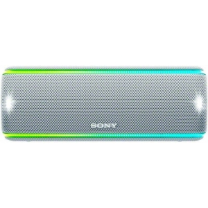 Портативная колонка Sony SRS-XB31 белый sony sony srs x11 белый