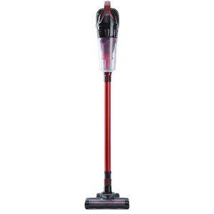 Вертикальный пылесос Kitfort КТ-517 красный/чёрный
