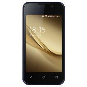 Смартфон BQ BQ-4072 Strike Mini темно-синий смартфон bq bq 5510 strike power max 4g золотистый mediatek mt6737 1гб 8 гб 5 5 1280x720 13mpix dualsim 3g 4g bt android 7 0