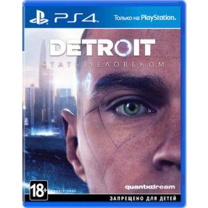 Игра для Sony PS4 Detroit: Стать человеком sleeping dogs definitive edition игра для ps4