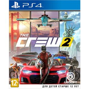 Игра для Sony PS4 The Crew 2 the elder scrolls online morrowind игра для ps4