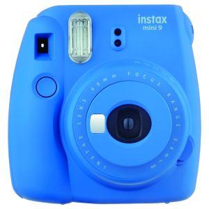 Фотокамера моментальной печати Fujifilm INSTAX MINI 9 COB BLUE EX D N синий
