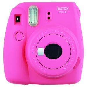 Фотокамера моментальной печати Fujifilm INSTAX MINI 9 FLA PINK EX D N розовый