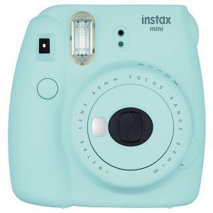 Фотокамера моментальной печати Fujifilm INSTAX MINI 9 ICE BLUE TH EX D голубой