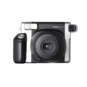 Фотокамера моментальной печати Fujifilm INSTAX WIDE 300 CAMERA EX D чёрный/серебристый