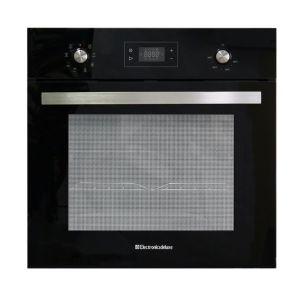 Встраиваемый духовой шкаф Electronicsdeluxe 6009.03эшв-023 чёрный crystalart ветви граната в 023 craв 023