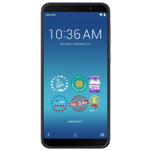 Смартфон Asus ZenFone Max Pro ZB602KL 3/32GB чёрный смартфон asus zenfone 3 max zc553kl 32gb pink 4i026ru