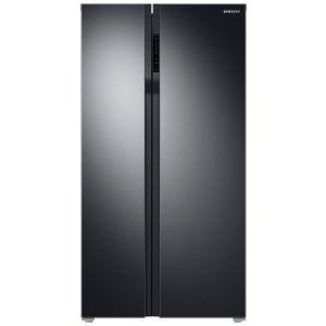 Холодильник Side-by-Side Samsung RS55K50A02C холодильник samsung rs55k50a02c