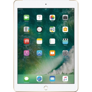 Планшетный компьютер Apple iPad 128Gb Wi-Fi + Cellular золотой apple ml2k2ru a ipad pro 12 9 wi fi cellular 128gb gold