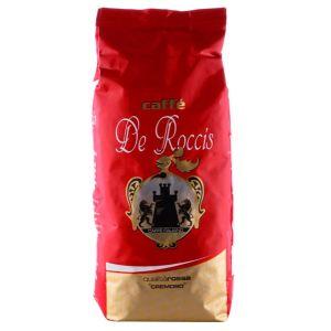 Кофе в зернах De Roccis Rossa 1KG musetti rossa кофе в зернах 1 кг
