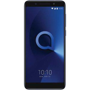 Смартфон Alcatel 3X 5058I синий смартфон alcatel idol 5 4g ds metal blackb 6058d