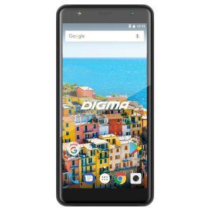 Смартфон Digma LINX B510 3G чёрный смартфон digma linx c500 3g white