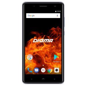 Смартфон Digma VOX FIRE 4G серый смартфон