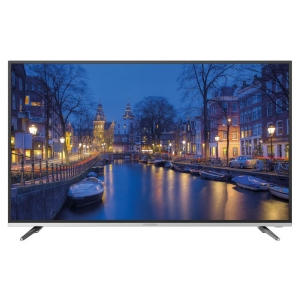 Телевизор Hyundai H-LED40F401BS2 чёрный телевизор hyundai h led40f401bs2