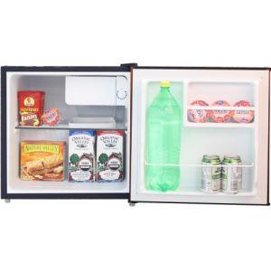 Холодильник Shivaki SDR-052T темное дерево холодильник shivaki sdr 082w