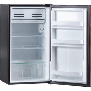 Холодильник Shivaki SDR-082T темное дерево холодильник shivaki sdr 082w