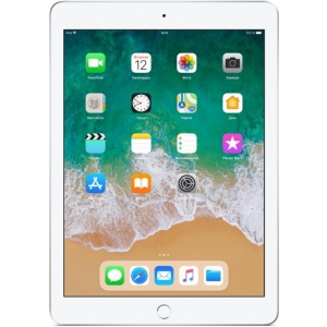 Планшетный компьютер Apple iPad 32Gb Wi-Fi серебристый apple ipad mini 2 32gb wi fi silver me280