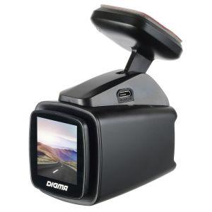 Автомобильный видеорегистратор Digma FreeDrive 700-GW MAGNETIC чёрный