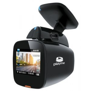Автомобильный видеорегистратор Playme UNI чёрный