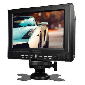 Автомобильный телевизор Digma DCL-700 чёрный телевизор digma dm led32r201bt2