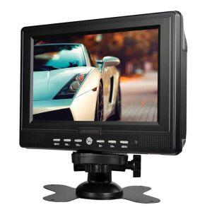 Автомобильный телевизор Digma DCL-720 чёрный телевизор digma dm led32r201bt2