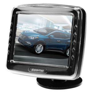 Автомобильный телевизор Digma DCM-350 телевизор digma dm led32r201bt2