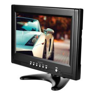 Автомобильный телевизор Digma DCL-920 чёрный телевизор digma dm led32r201bt2