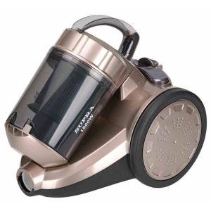 Пылесос с контейнером для пыли Supra VCS-1821 серебристый