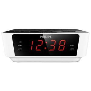 Радиоприемник с часами Philips AJ 3115 радиоприемник philips ae2430 12