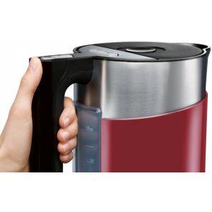 Электрический чайник Bosch TWK861P4RU красный