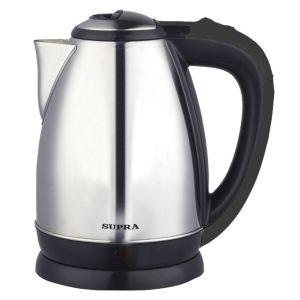 Электрический чайник Supra KES-1830 серебристый
