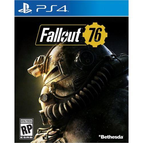 Игра для Sony, PS4 Fallout 76, русские субтитры