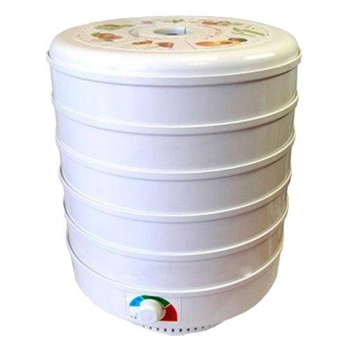 Сушилка для овощей и фруктов Спектр-Прибор Ветерок-5 белый