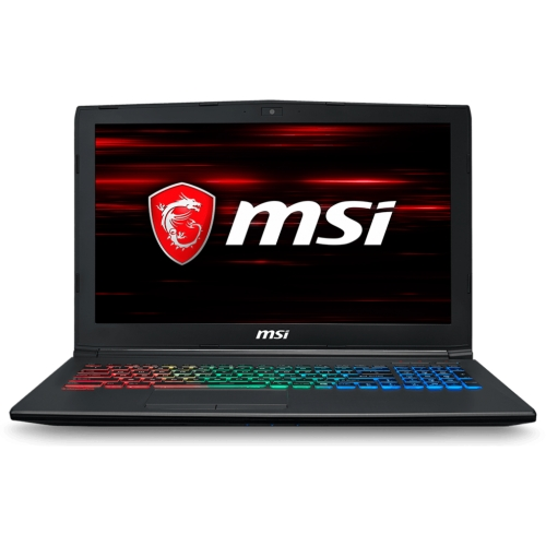 Ноутбук MSI GF62 8RE-068RU Intel Core i7-8750H+HM370 / 15.6