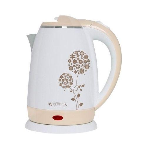 Электрический чайник CENTEK CT-1026 бежевый