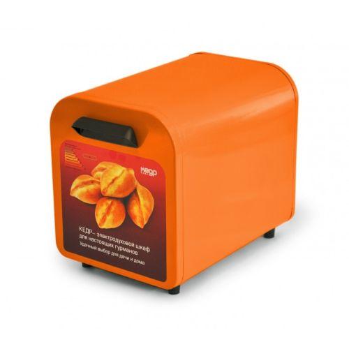 Мини-печь КЕДР ШЖ- 0,625/220 оранжевый