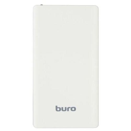 Портативный внешний аккумулятор Buro RCL-10000 белый/серый