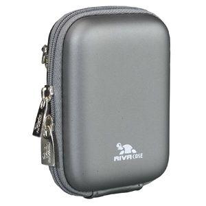 все цены на Сумка для фотоаппарата Riva 7023 (PU) grey