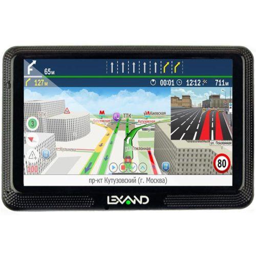GPS навигатор Lexand